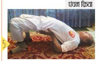 Back Pain Yoga in Hindi