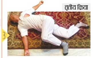 Best Yoga for Lower Back Pain in Hindi